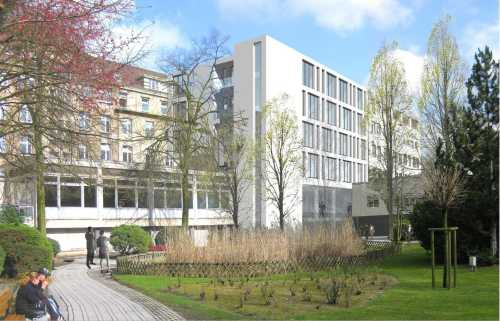 Neurologische Bettenstation St.Josef-Hospital, Bochum